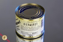 Bierwurst Dose - 200 gr.