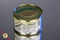 Leberwurst Dose - 400 gr.