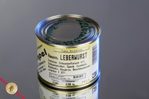 Leberwurst Dose - 200 gr.